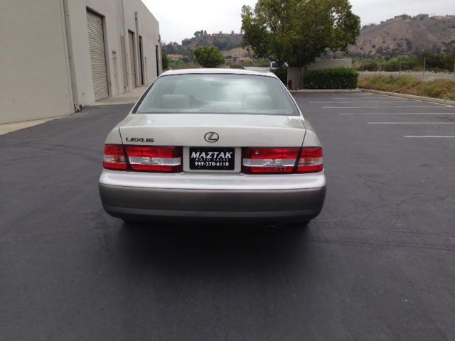 2001 Lexus Es 300 171 Maztak Auto Sales