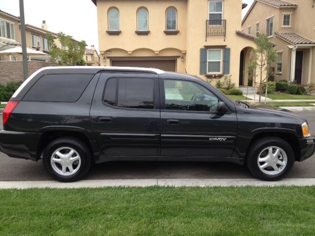 Parkway Auto Sales >> 2004 GMC Envoy XUV « Maztak Auto Sales